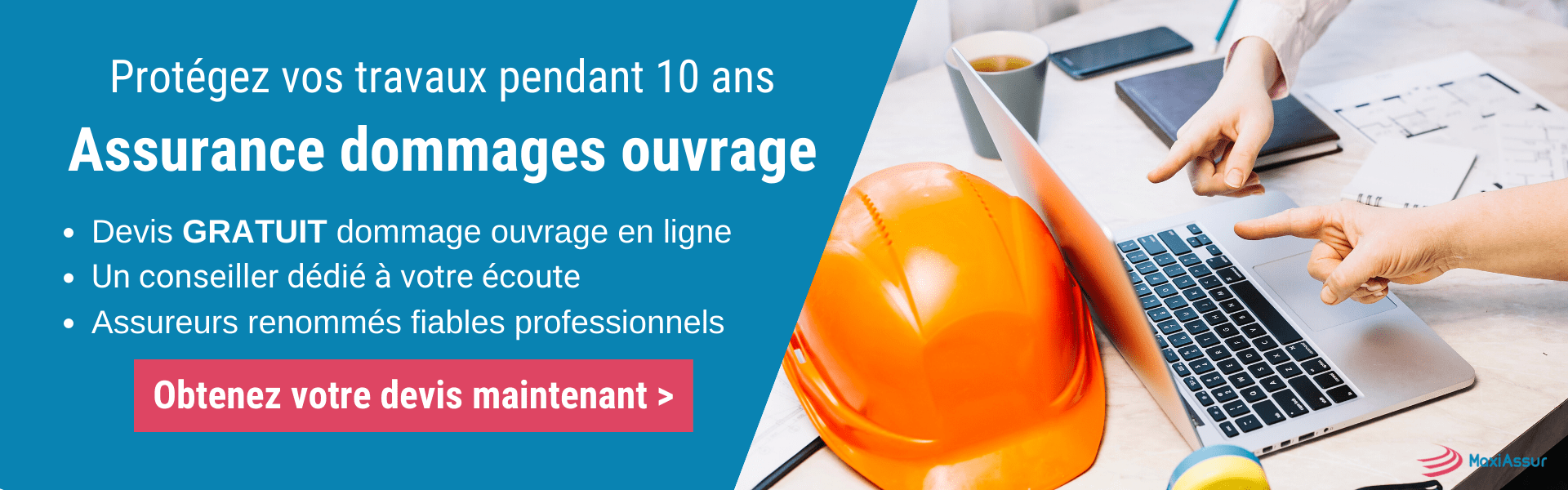 Assurance Dommages Ouvrage travaux