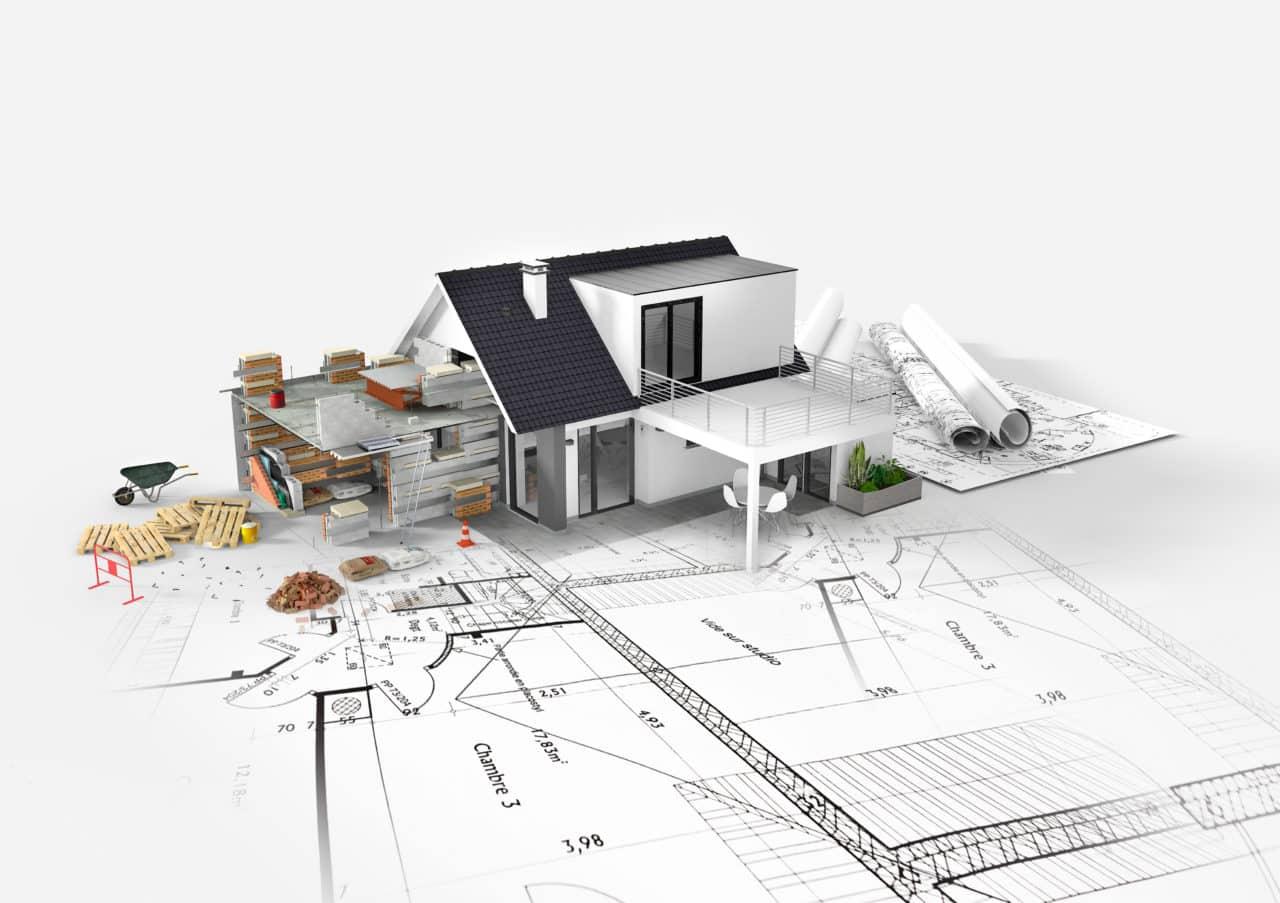 rénovation, d'extension