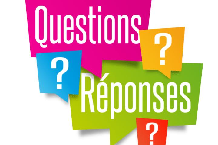 Posez votre question sur le forum