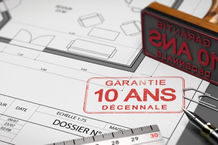 Différence dommage ouvrage décennale