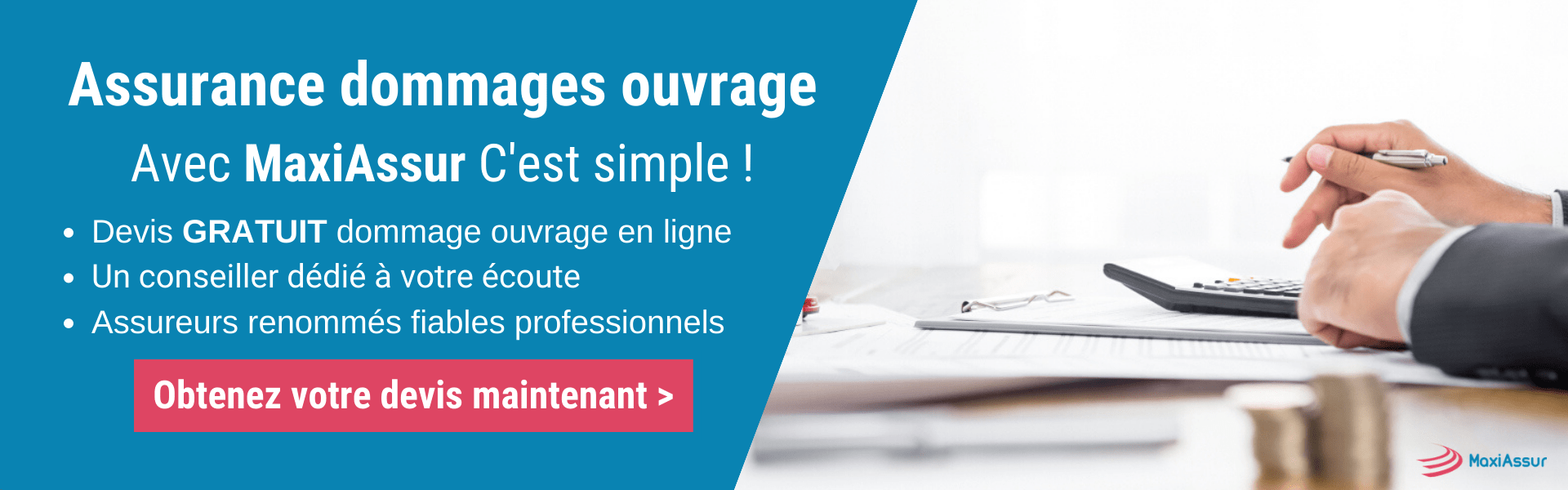 Expertise dommage ouvrage