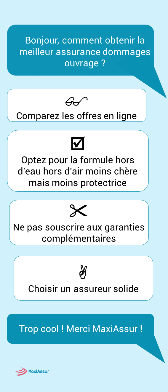 meilleure assurance dommage ouvrage