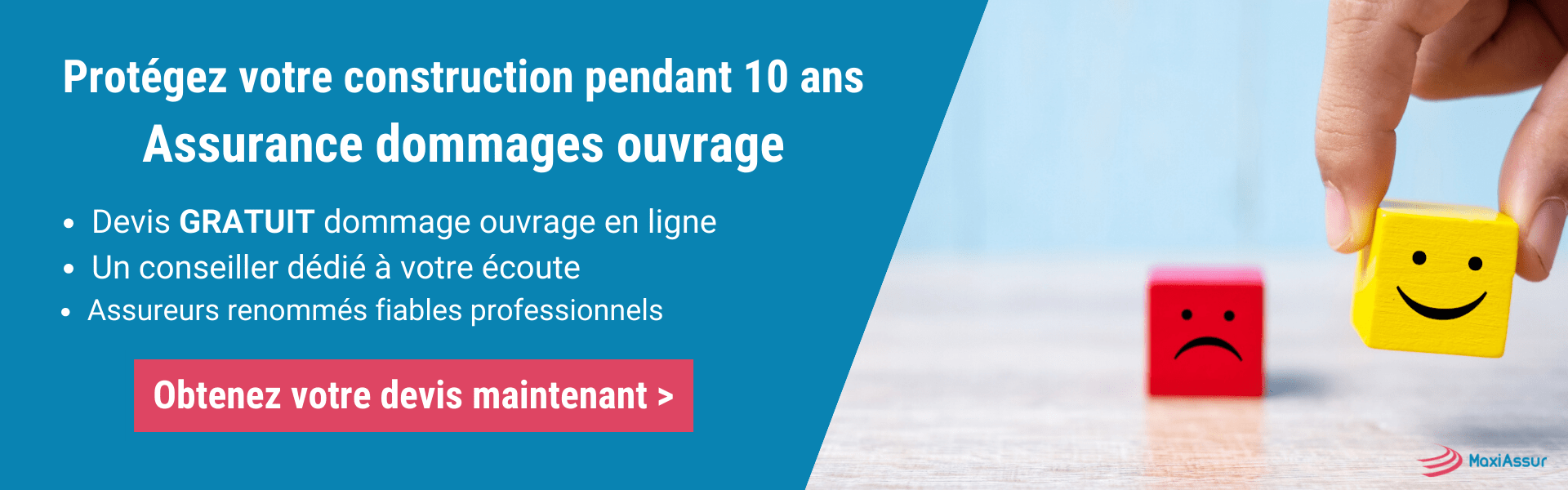 choisir son assurance dommages ouvrage