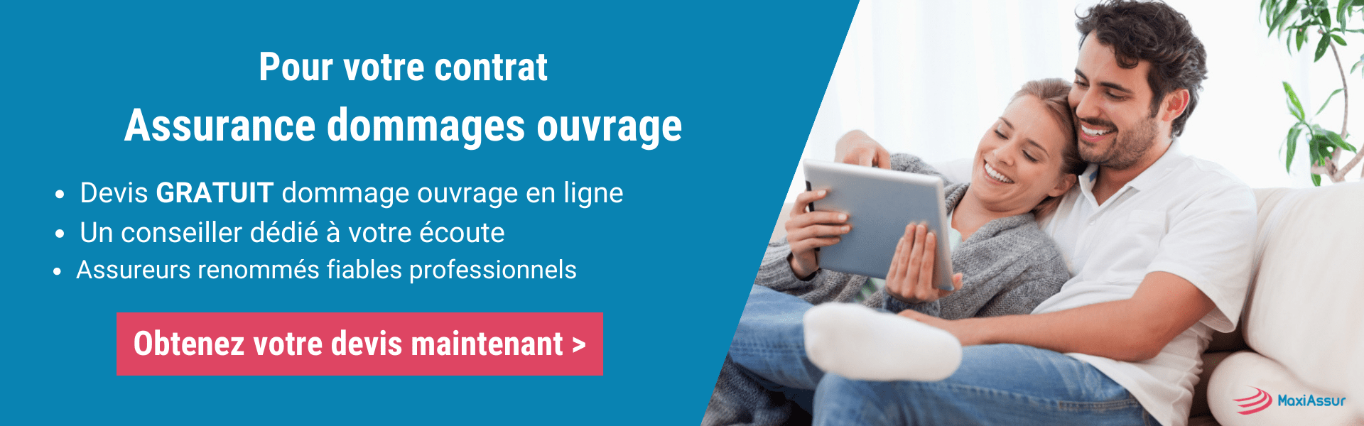 contrat assurance dommages ouvrage