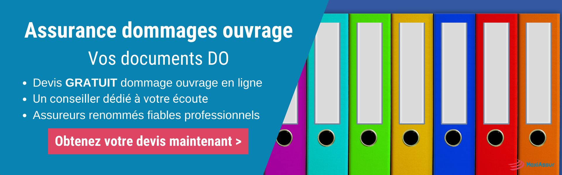 Documents dommage ouvrage