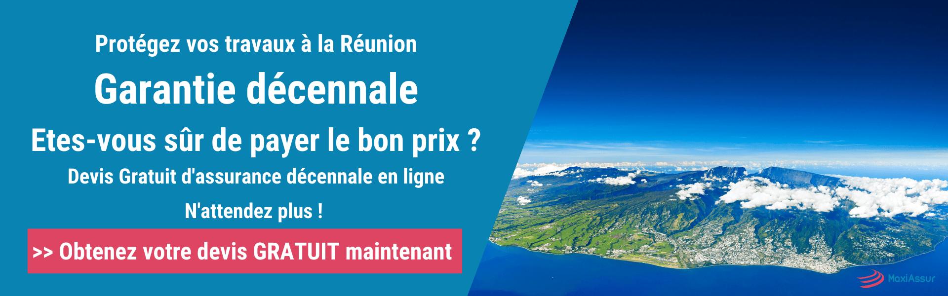 Garantie Décennale La Réunion