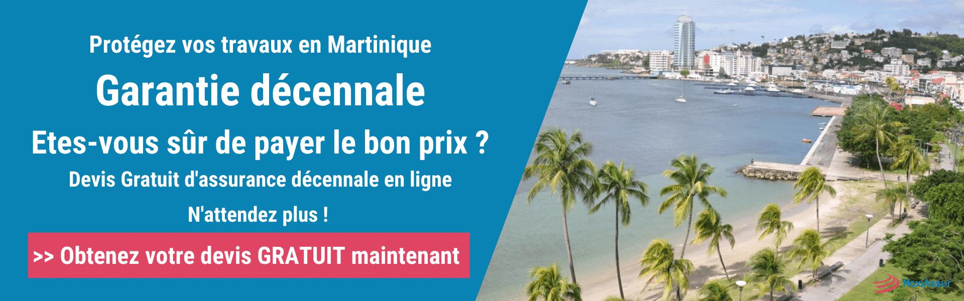 Garantie décennale Martinique