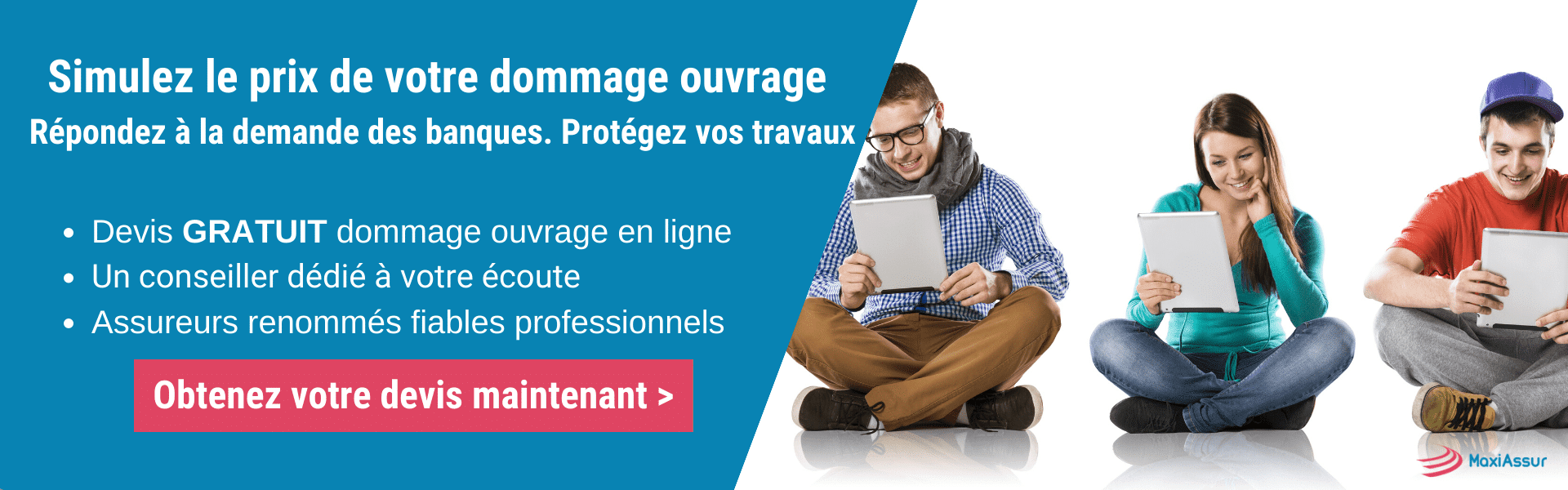 simulation dommage ouvrage