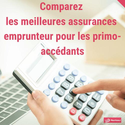 Assurance emprunteur pour les primo-accédants