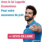 Loi Lagarde assurance emprunteur