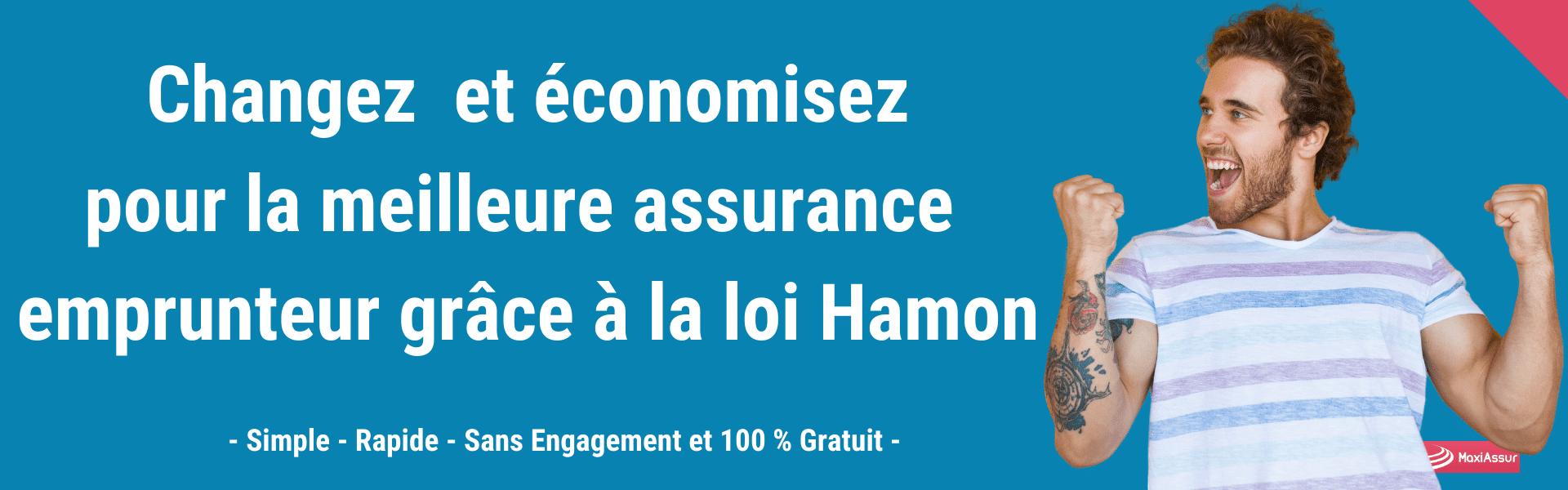 Que change la loi Hamon pour l'assurance emprunteur _