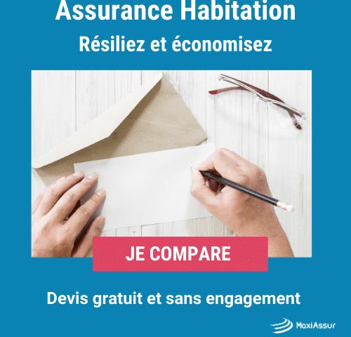 Résiliation assurance habitation