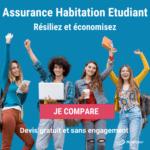 assurance habitation étudiant