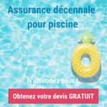 Garantie décennale piscine