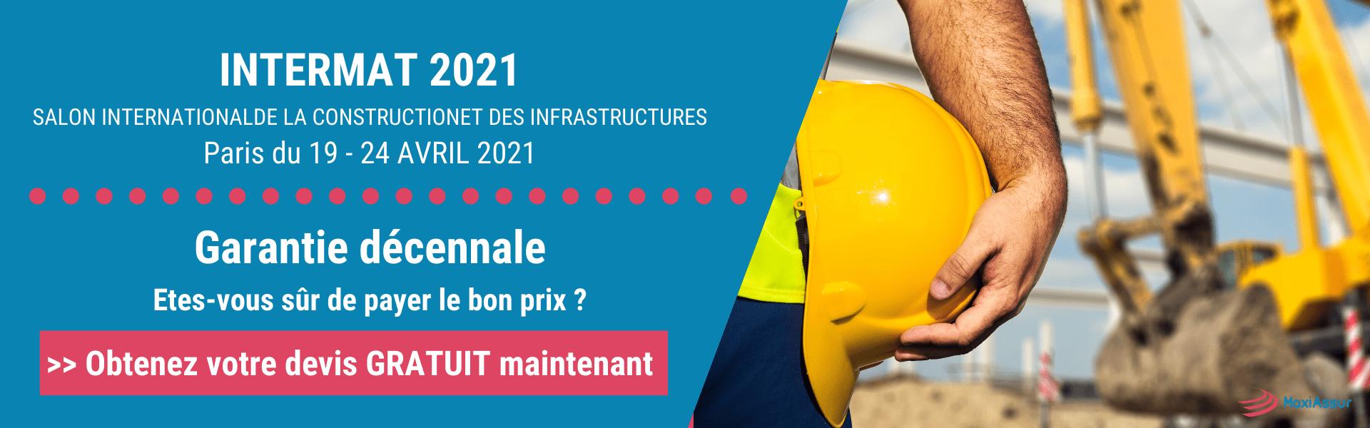 Intermat Paris 2021