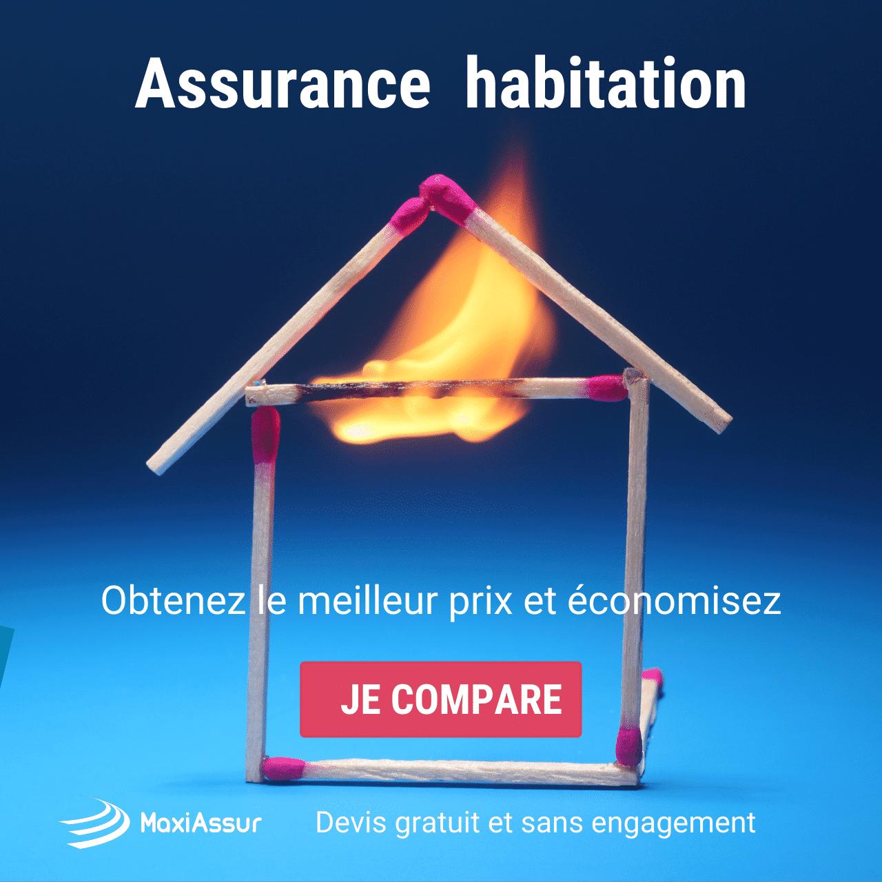 Que couvre l'assurance habitation