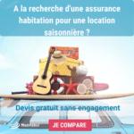 assurance habitation location de vacances
