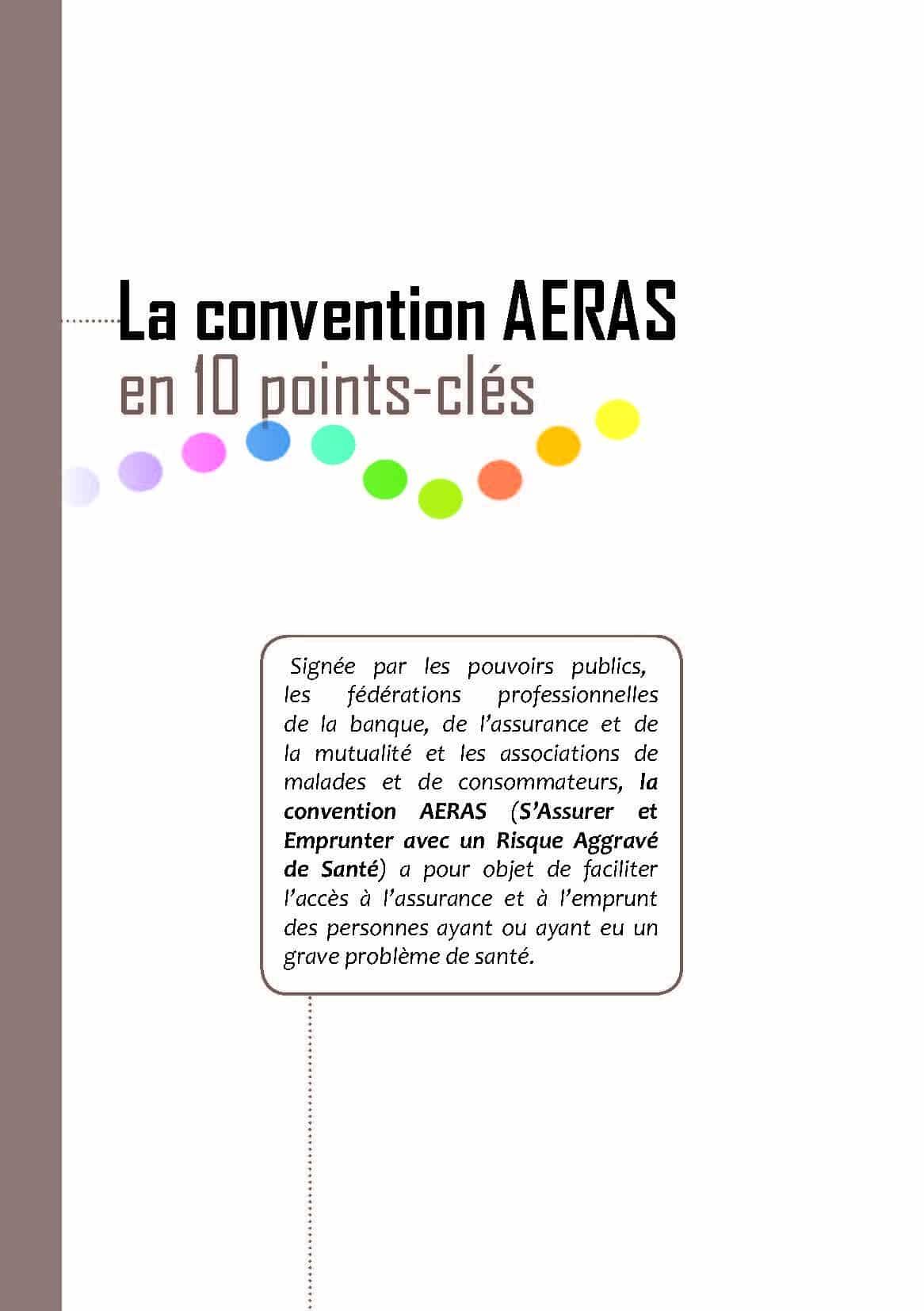 convention AERAS