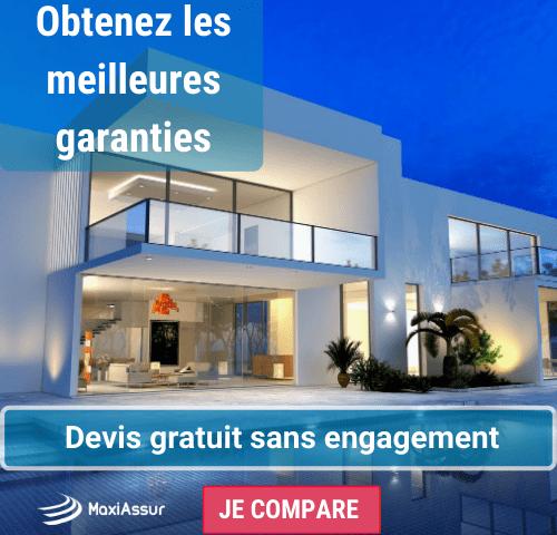 Assurance habitation immobilier haut de gamme