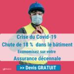 Crise du Covid-19 chute de 18 % prévue dans le bâtiment
