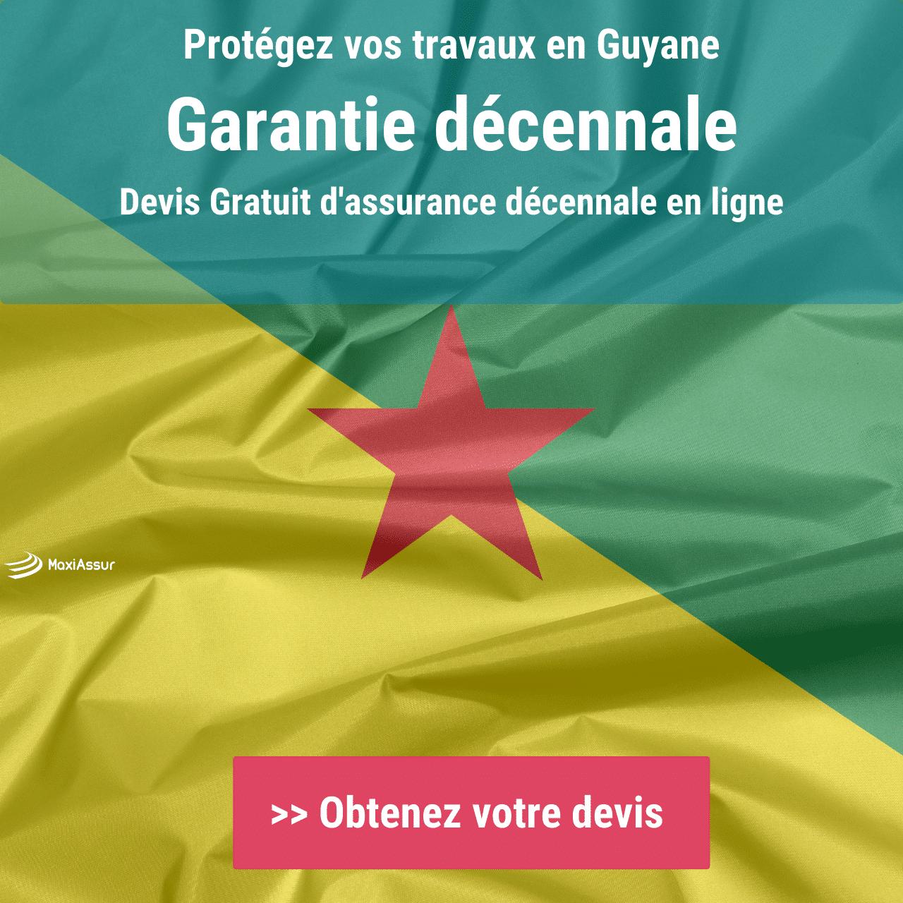 garantie décennale Guyane