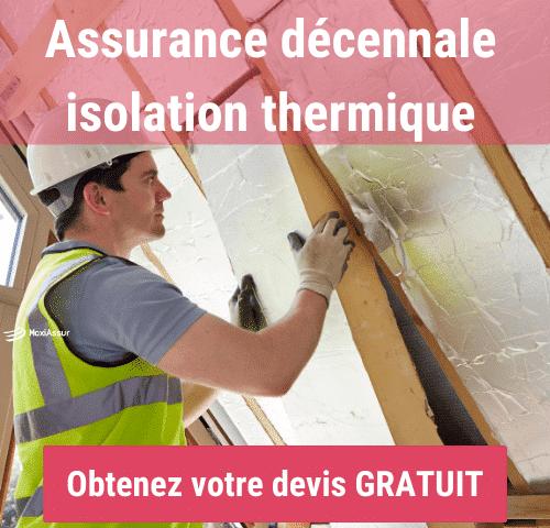 garantie décennale isolation thermique