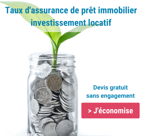 assurance de prêt investissement locatif