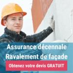 assurance décennale ravalement de façade