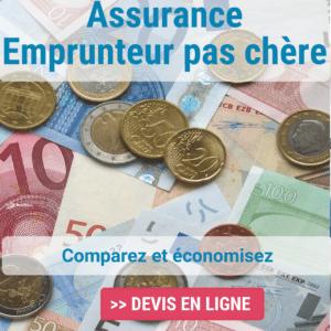assurance emprunteur pas chère