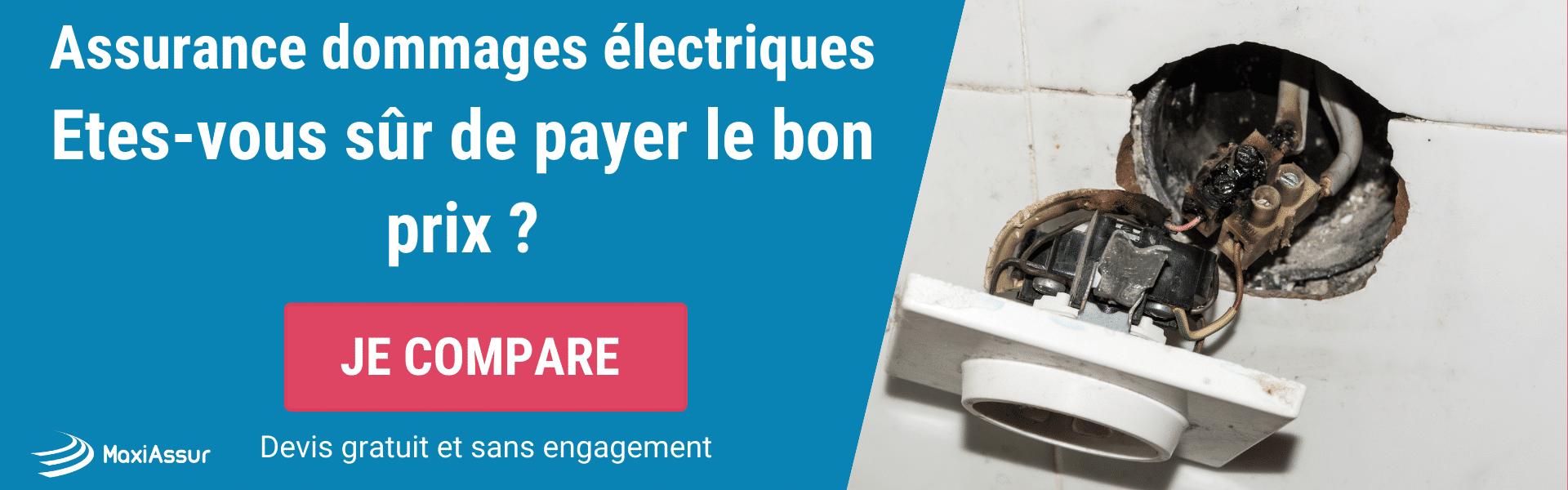 Assurance Dommages Électriques
