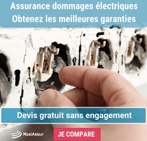 Assurance habitation Dommages Électriques