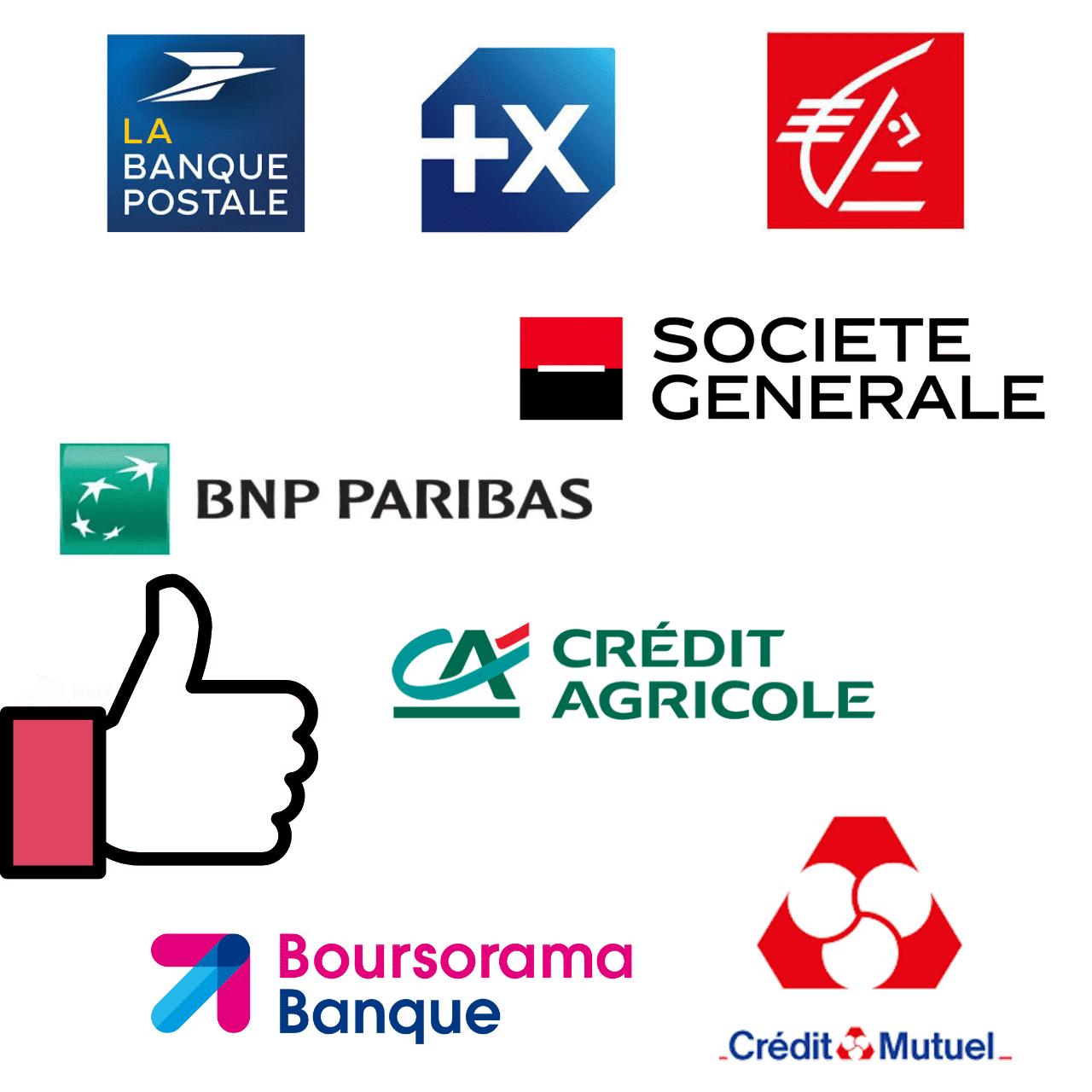 Les meilleures banques pour un crédit immobilier