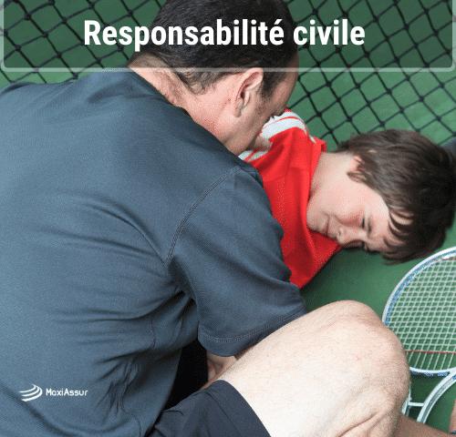 Responsabilité civile au quotidien