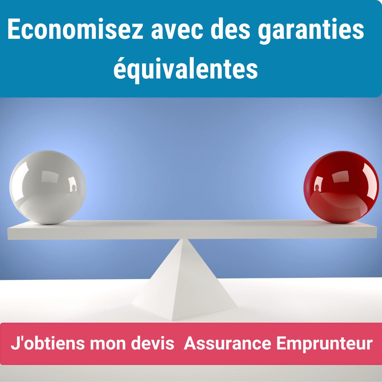 l'équivalence de garanties