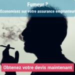 Qu'est-ce qu'un fumeur en assurance emprunteur