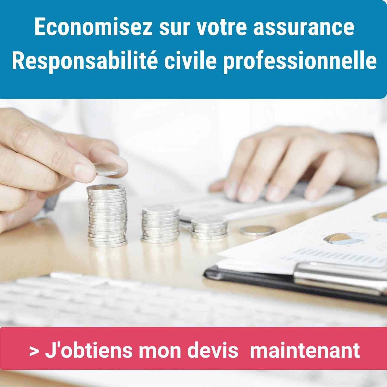 assurance responsabilité civile professionnelle devis