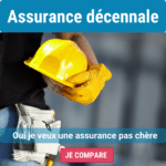 Assurance décennale pour un seul chantier