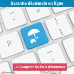 Garantie décennale en ligne