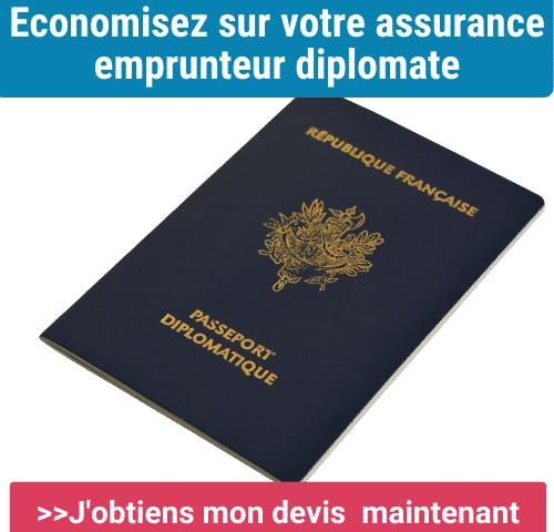 assurance emprunteur diplomate