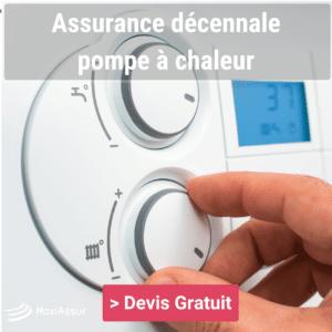 garantie décennale pompe à chaleur
