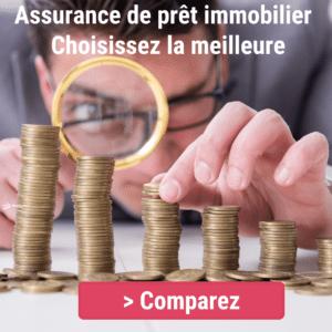 assurance de prêt immobilier comparez