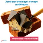 assurance dommages ouvrage surélévation maison
